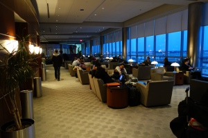 The former Envoy lounge at PHL