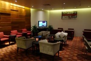 Empty lounge
