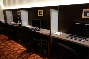 Computer stations