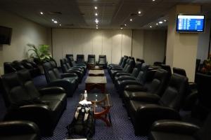 Seating in the Araliya Lounge