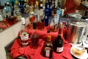 Drinks in the Araliya Lounge