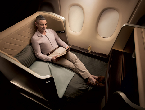 New first class suite