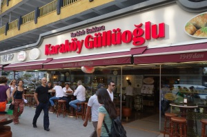 Also located very close to the Karakoy tram stop