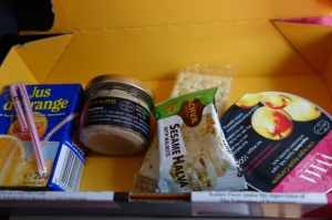 Kosher snack box
