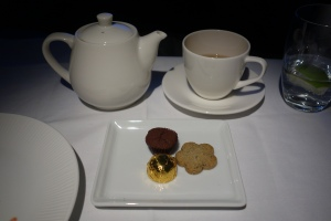 Tea and petit fours