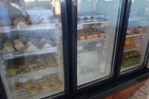 Cold foods