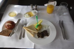 Caviar serving #1