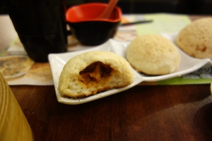 The fabled Tim Ho Wan pork buns