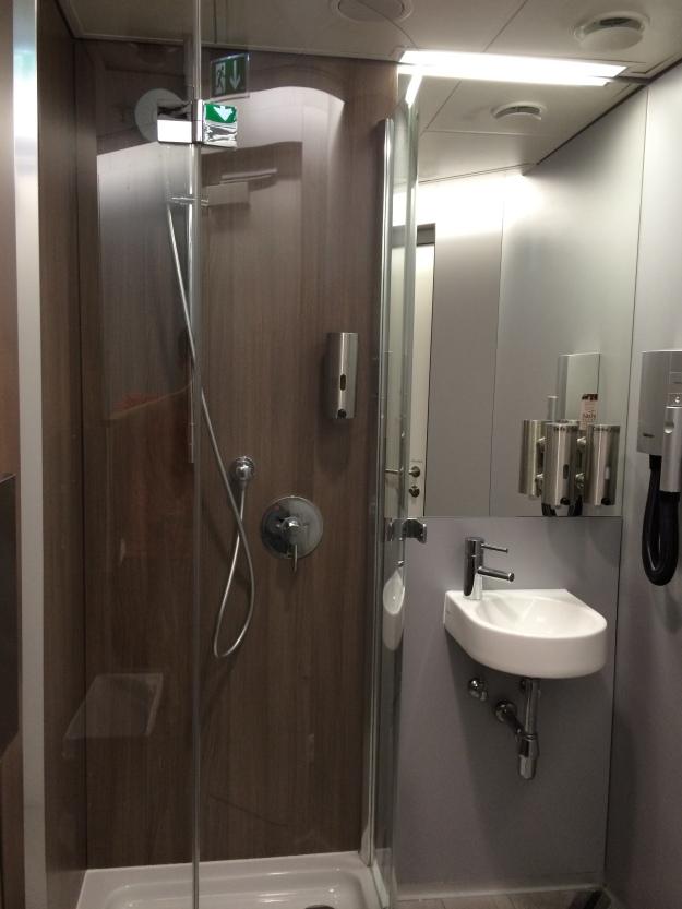 Shower room (1 of 2)