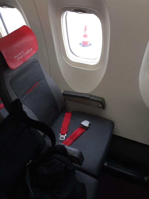 My seat, 2A