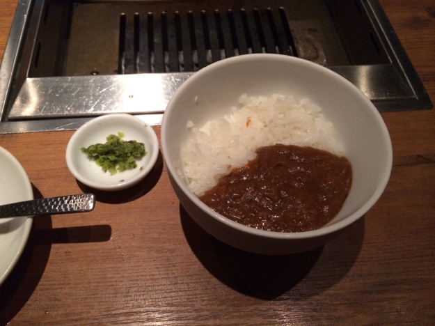 Special Japanese curry
