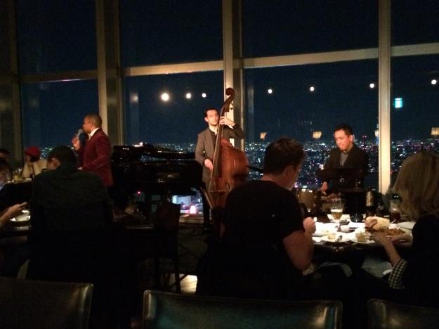 Jazz at the New York Bar