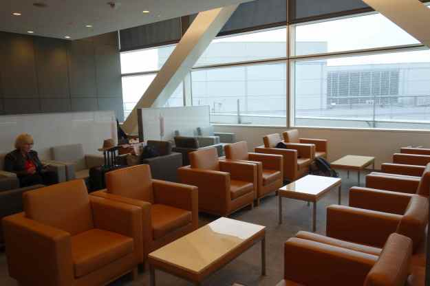 Seating in the lounge