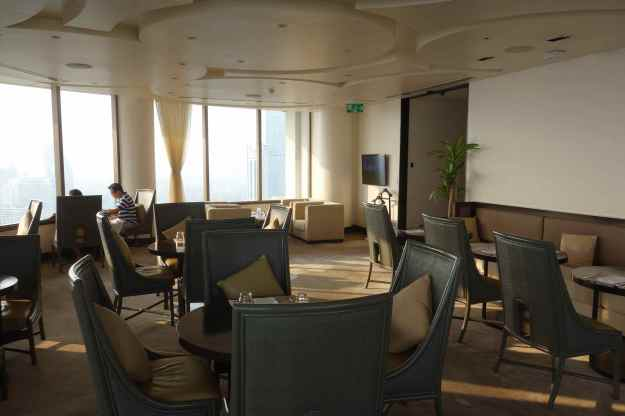 Executive lounge seating