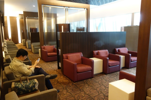 Seating and dividers